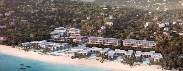 Silversands Grenada_Aerial