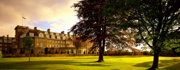 The Gleneagles Scotland