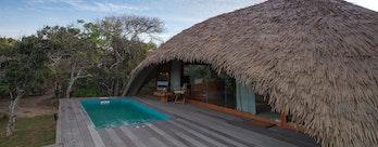 Chena Huts_Cabin Exterior