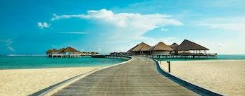 COMO Maalifushi_Exterior View Beach