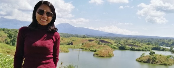 Dian in East Java