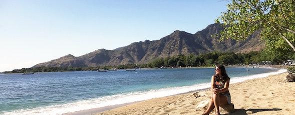 Riris_Pemutaran Beach